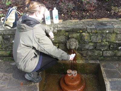 Glastonbury Water