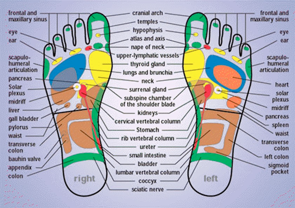 Gout Reflexology Blog